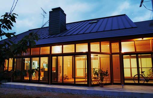 11月初旬連休旅行07 : 「土縁の家」東根_e0054299_17465279.jpg