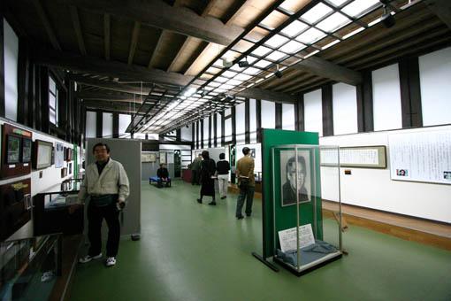 11月初旬連休旅行08:「国分一太郎資料室展示室」_e0054299_9164941.jpg