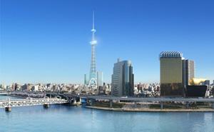 世界一の新東京タワー!