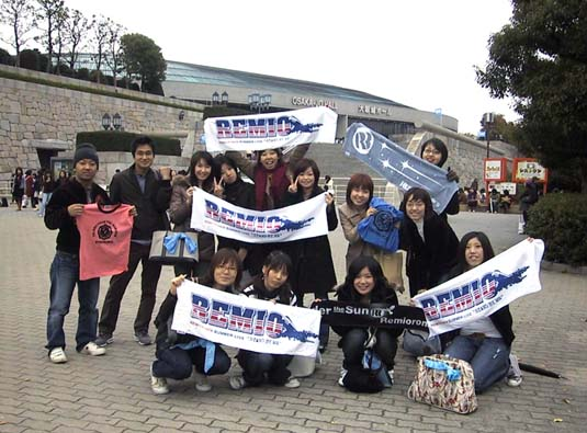 11/23 大阪・大阪城ホール_c0098756_2050976.jpg