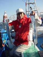 太刀魚~平目_f0031613_19261123.jpg
