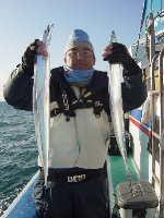 太刀魚~平目_f0031613_19264385.jpg