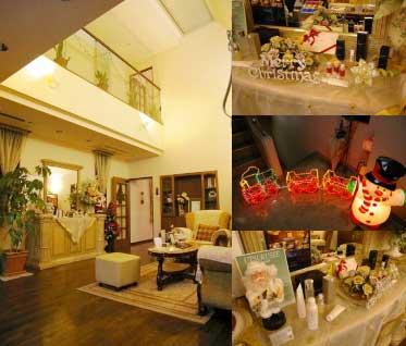 ★ クリスマスプレゼント第1弾 女性ブロガー3名様エステ無料体験_a0033733_13305621.jpg