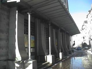 """オットー・ワグナー ウィーン郵便貯金局 """"2003中欧_c0087349_5193670.jpg"""