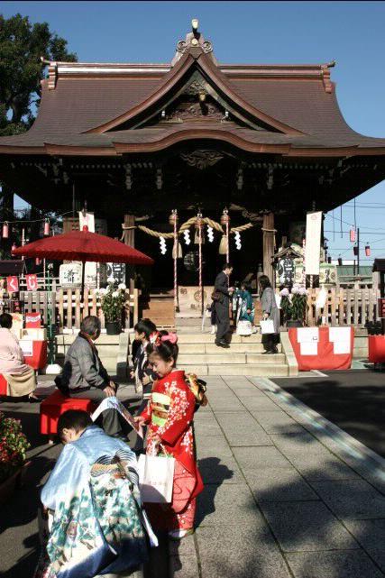 日本民家園の紅葉_f0044056_1743178.jpg