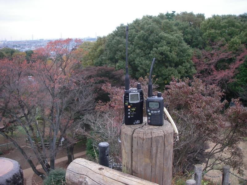 久々の無線運用11月23日_a0074069_041178.jpg