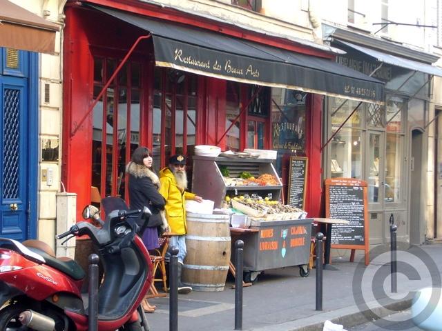 ■街角のレストラン(パリ)_a0014299_18571475.jpg