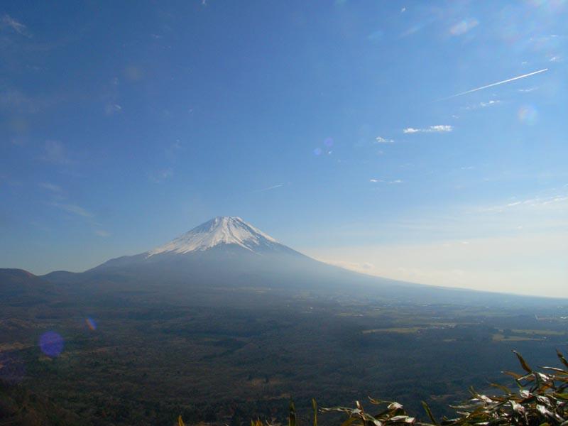 山梨県 竜ヶ岳【富士山など】_c0045352_13392681.jpg