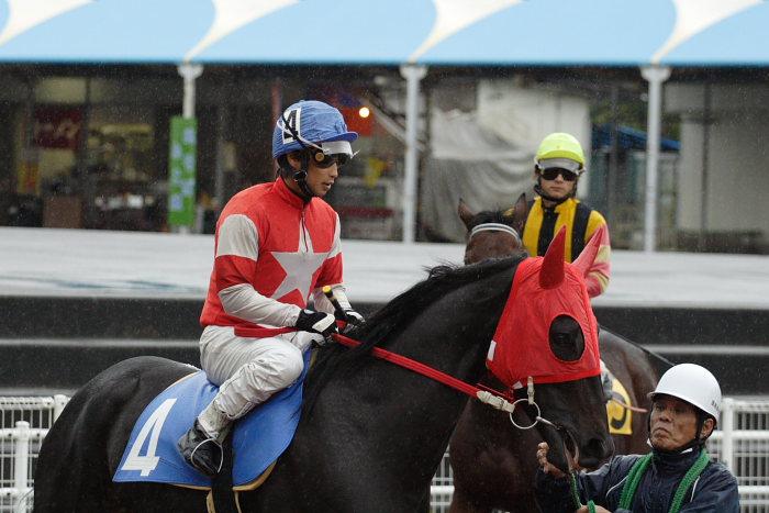 2006年11月26日(日) 高知競馬 6R 中西達也騎手が笑った訳・・・_a0077663_2317972.jpg