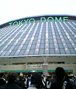 L\'Arc~en~Ciel 東京ドームより帰還!_c0036138_2028106.jpg