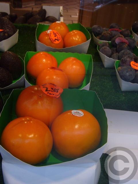 ■街角の柿KAKI(パリ)_a0014299_7482964.jpg