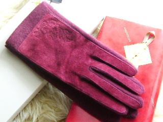 お漬物3種と手袋_f0007106_1912514.jpg