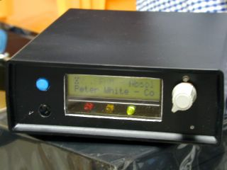a stand-alone web radio set picture