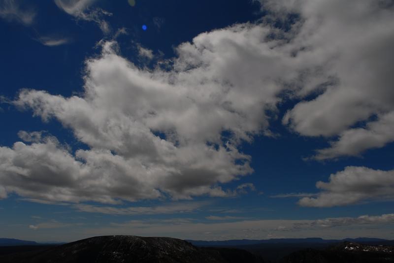 タスマニア初夏の旅その9 バテバテクレイドルマウンテン_f0050534_1217115.jpg