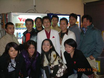 11月23日(木)コンサート終了後にて~♪_c0090212_16264410.jpg