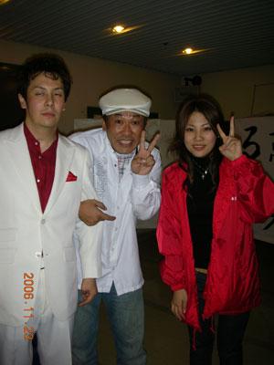 11月23日(木)コンサート終了後にて~♪_c0090212_1627243.jpg