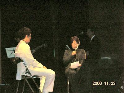 11月23日(木)CDデビューコンサートin山鹿市民会館_c0090212_1685654.jpg