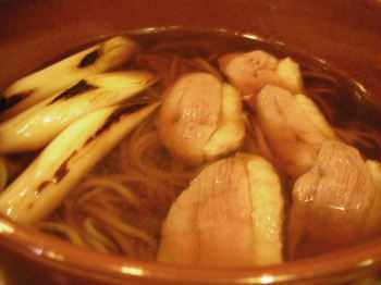 しながわ翁にて 新蕎麦オフ♪_e0008329_0112638.jpg