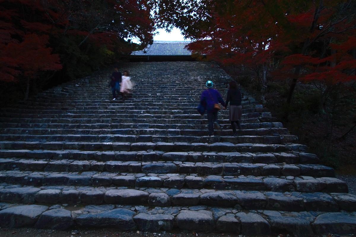 京都 高尾 <神護寺> 紅葉 _f0021869_2275925.jpg