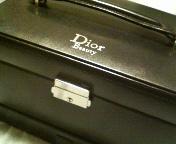 more photos 96f77 ba98b I LOVE Dior 会員ノベルティ? : れしぴこ的 無駄なあがきっ!