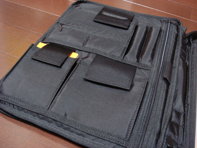 HEAD PORTER BLACKBEAUTY RHODIA CASE_f0010106_2134370.jpg
