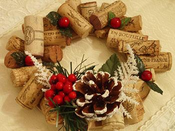 クリスマスリース_c0064534_7361115.jpg
