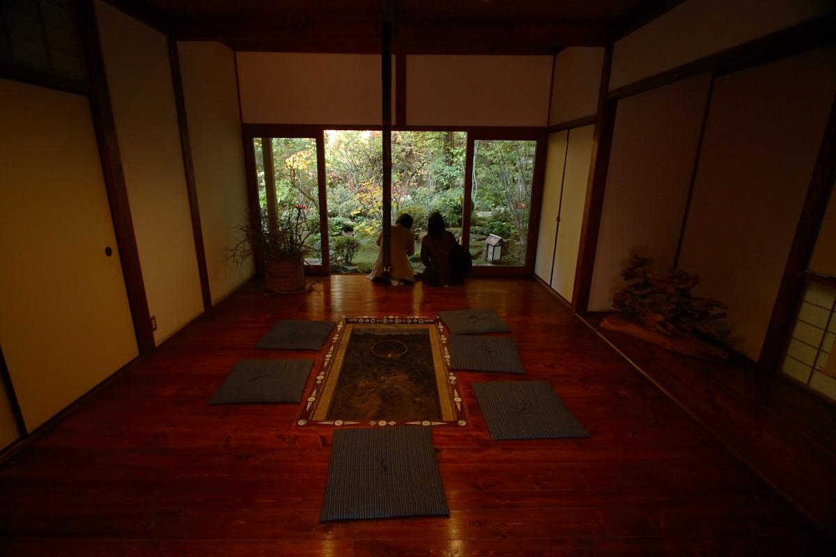 京都 大原 <宝泉院> 紅葉 _f0021869_10311570.jpg
