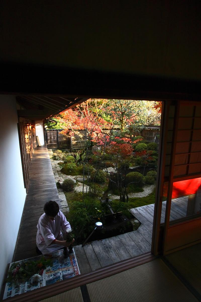 京都 大原 <宝泉院> 紅葉 _f0021869_10371690.jpg