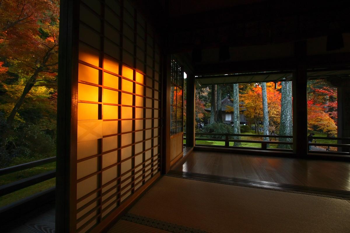 京都 大原 <三千院> 紅葉 2_f0021869_12262276.jpg