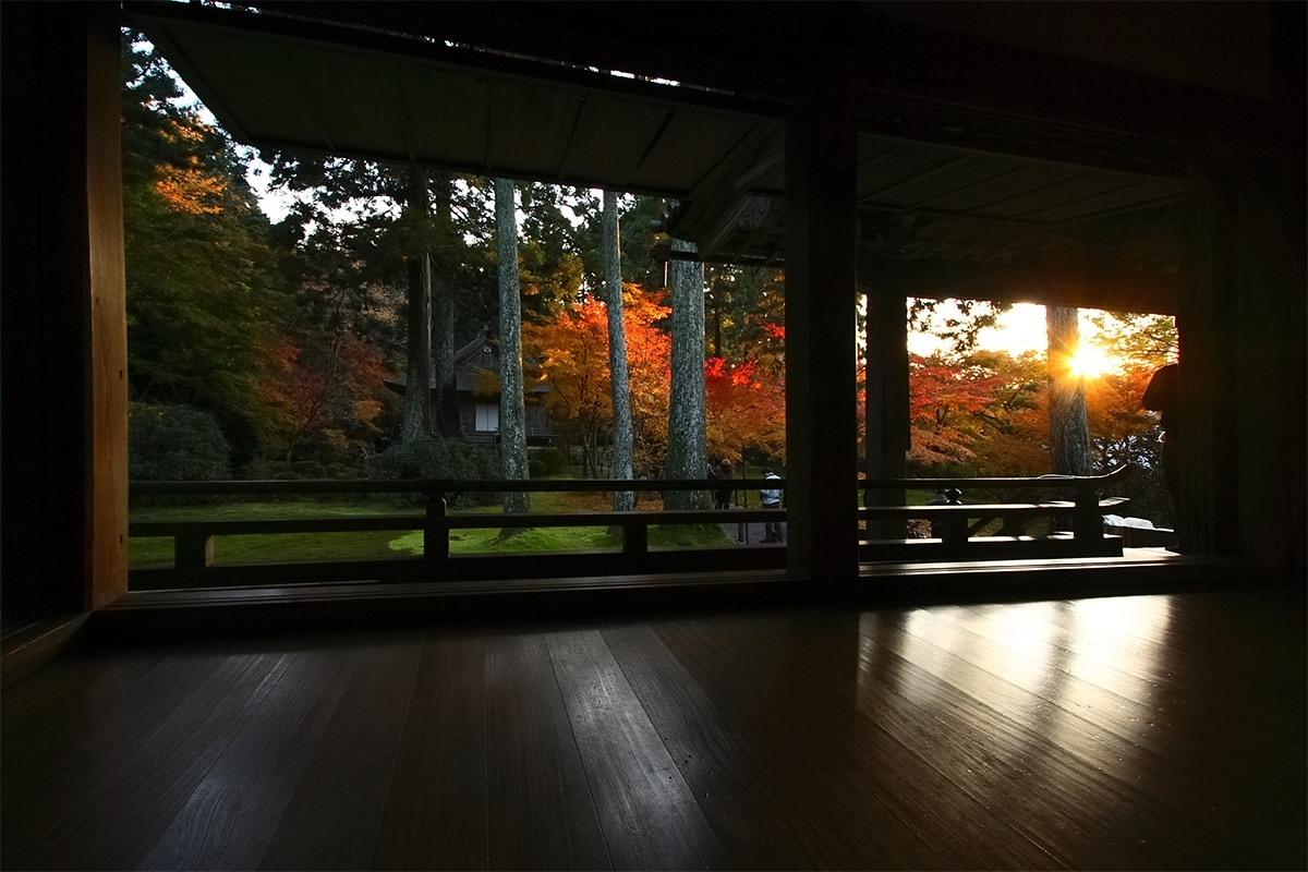 京都 大原 <三千院> 紅葉 2_f0021869_12355156.jpg
