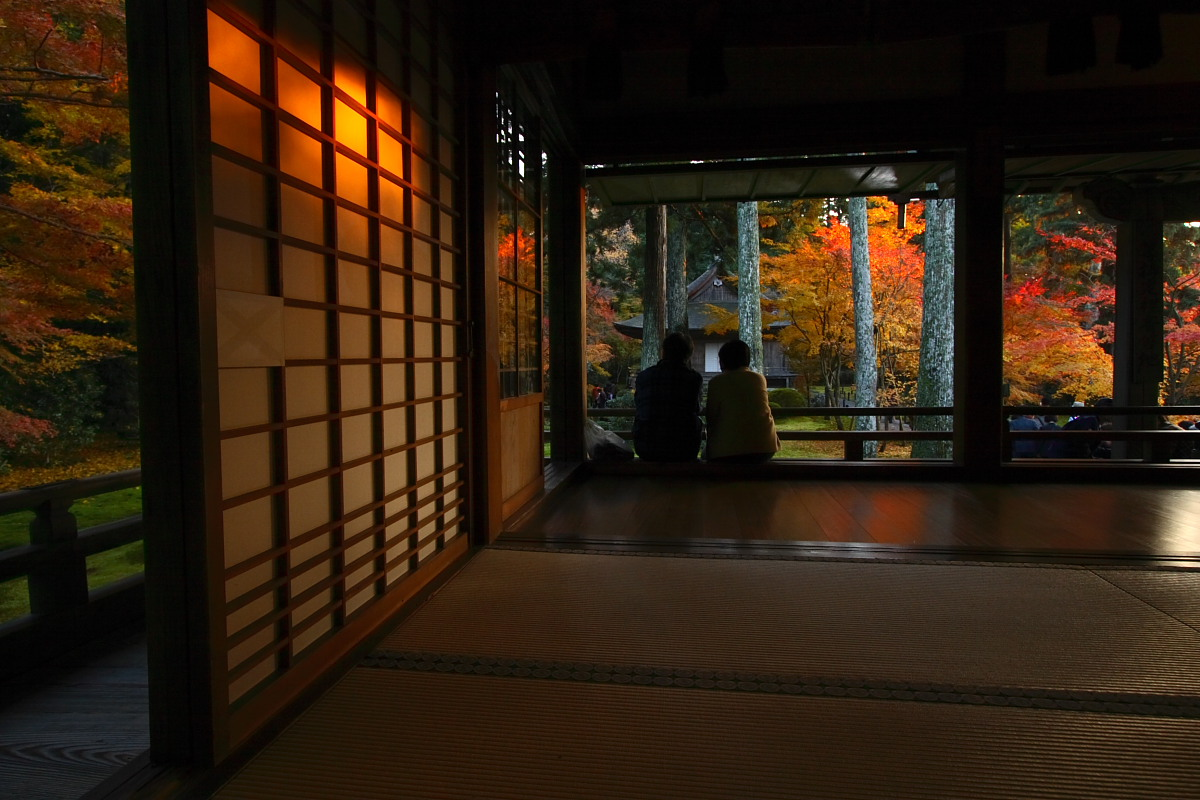 京都 大原 <三千院> 紅葉 2_f0021869_12382466.jpg