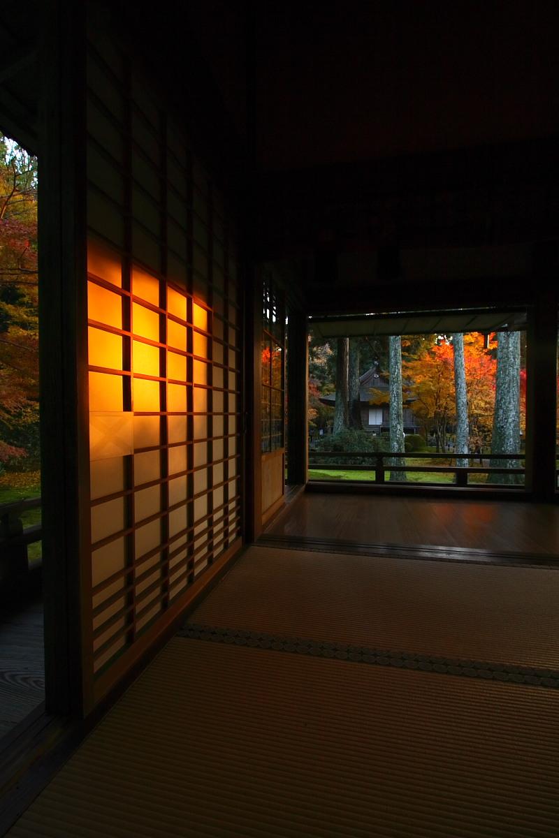 京都 大原 <三千院> 紅葉 2_f0021869_12455527.jpg