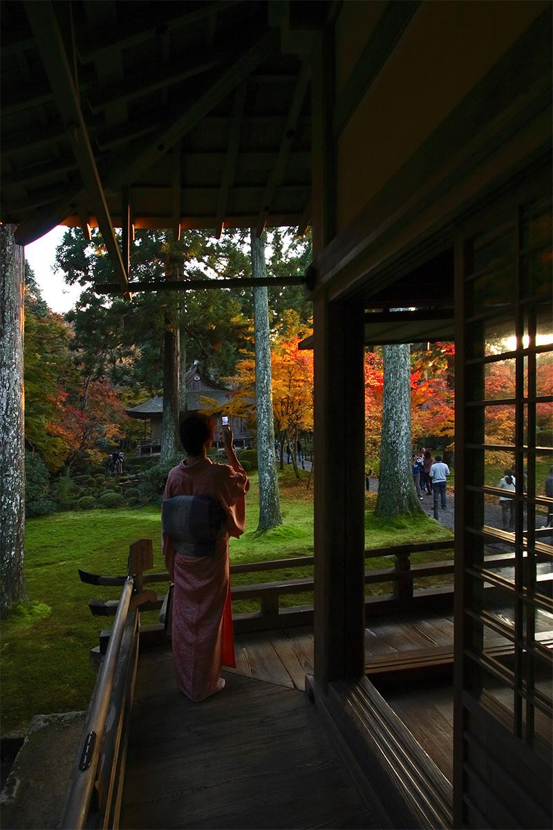京都 大原 <三千院> 紅葉 2_f0021869_12474953.jpg