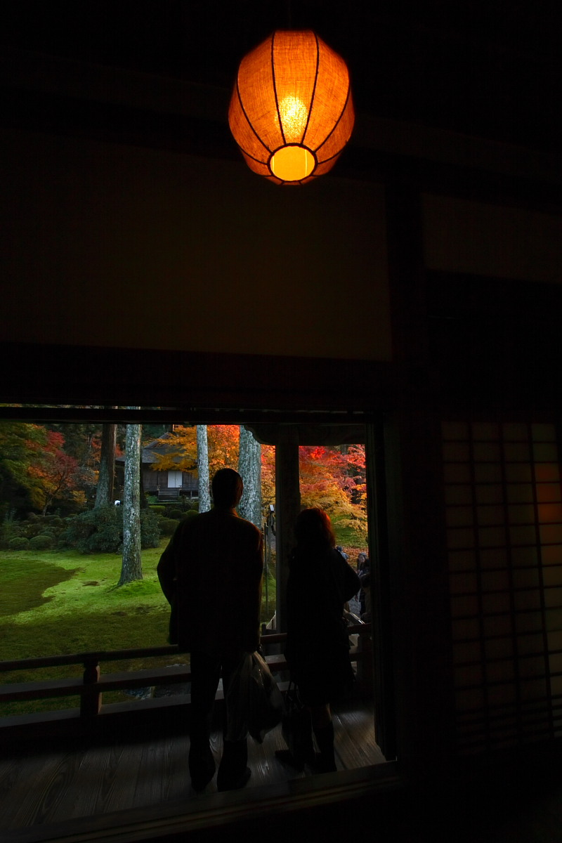 京都 大原 <三千院> 紅葉 2_f0021869_12494643.jpg