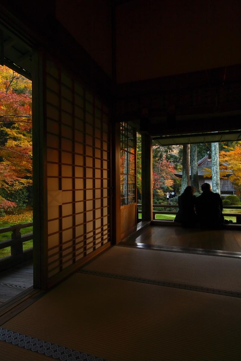 京都 大原 <三千院> 紅葉 2_f0021869_12501157.jpg