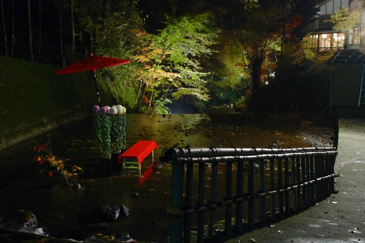 京都 貴船 <もみじ灯篭> 紅葉 1_f0021869_13154427.jpg