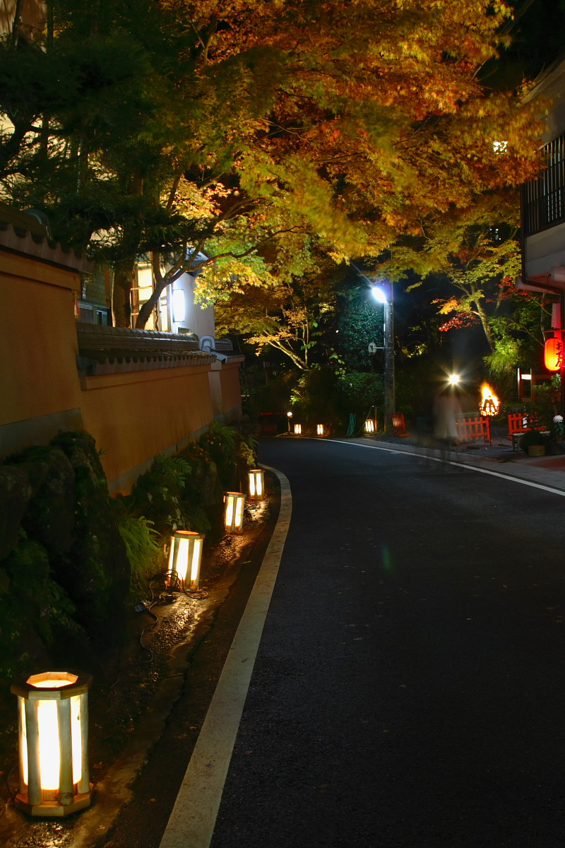 京都 貴船 <もみじ灯篭> 紅葉 1_f0021869_13263837.jpg