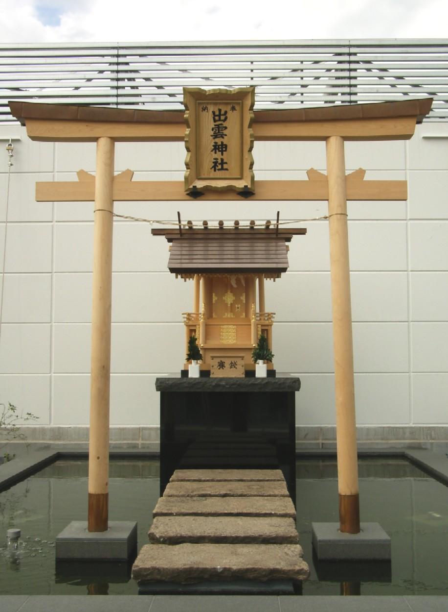 ラゾーナ川崎出雲神社_d0091021_17282421.jpg