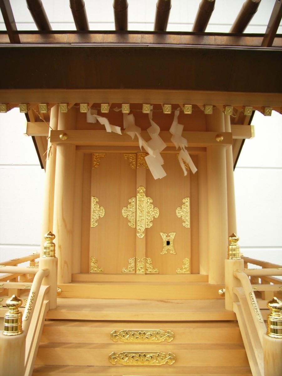 ラゾーナ川崎出雲神社_d0091021_1729107.jpg