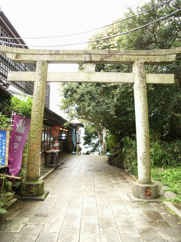 再びの江ノ島_d0091021_18462463.jpg