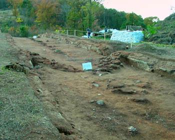 南大窯発掘調査、現地説明会_c0081499_12573912.jpg