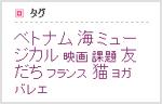 エキサイト タグクラウド カスマタイズCSS編集