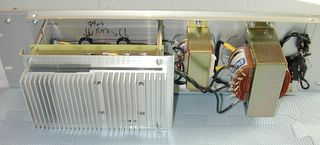 a picture of PSU rear panel