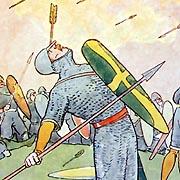 諾曼人入侵英格蘭-黑斯廷斯戰役_e0040579_9223636.jpg