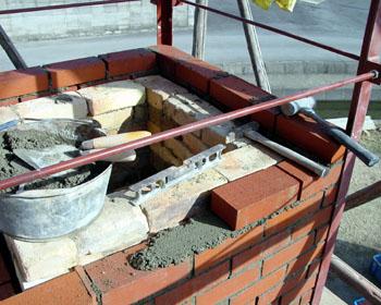 窖窯を作る/赤レンガ積_c0081499_2194458.jpg