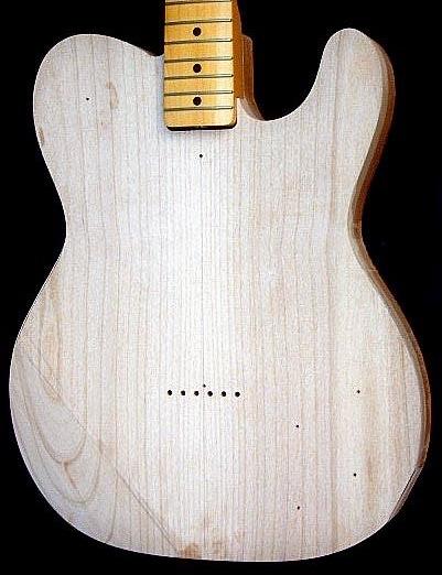 只今、2ハムバッカー仕様のギターを製作中。_e0053731_1803749.jpg