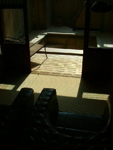 オークリーフ(宮島。対岸の、庭園の宿・石亭への旅)_f0049672_1222960.jpg