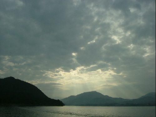 オークリーフ(宮島。対岸の、庭園の宿・石亭への旅)_f0049672_12252020.jpg