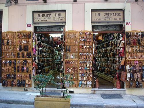 プラカ=アテネ旧市街 : 日刊 ...