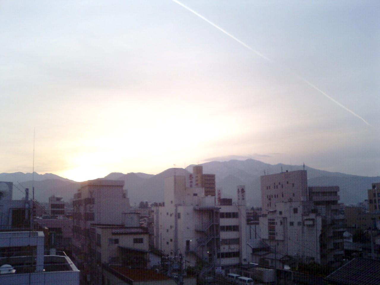 朝のリレー_c0097137_15561047.jpg